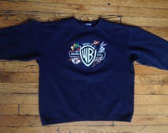 Vintage Warner Brothers Looney Tunes sweatshirt