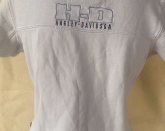 Vintage Harley-Davidson shirt USA ladies medium