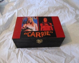 Carrie Horror Stash Keepsake Box