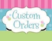 Custom Dora Dress