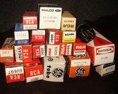 Vintage Radio/TV Tubes