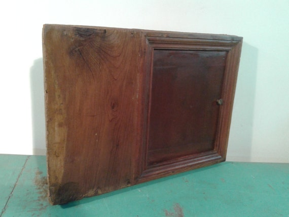 Wooden Window Frame Wall Decor : Old wood frame window th century architectural
