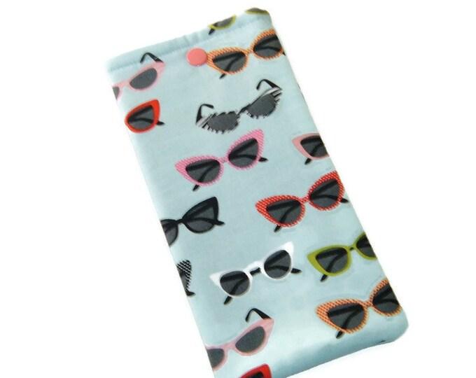 Eyeglasses Case - Retro Sunglasses - Gift for Grandma - Gift Under 10