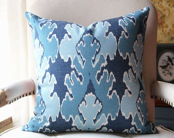 8 colors to choose Kelly Wearstler Bengal Bazaar Pillow Cover - Designer Geometric Pillow Cover 446