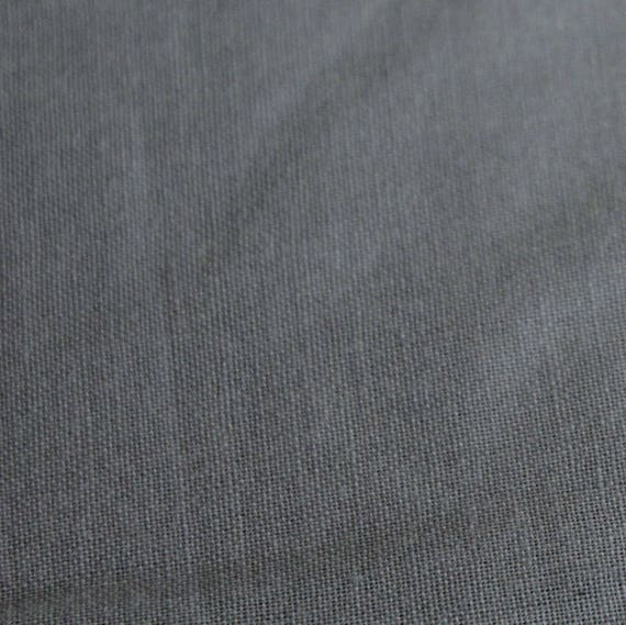 """Gray Fabric,Solid Gray Fabric,100% Cotton Fabric,Quilt Fabric,Apparel Fabric,Craft Fabric,END OF BOLT Remnant 28"""" x 44"""" Plus extra"""