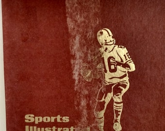 1971 SPORTS illustrated Pro Football Game