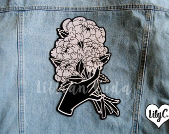 SALE Embroidered Back Patches Discount Bundle