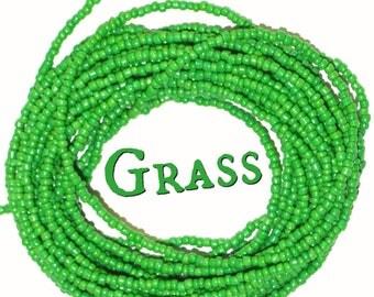 Grass ~ YourWaistBeads.com