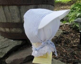 baby hat, boys cap,, 3mo-24mo