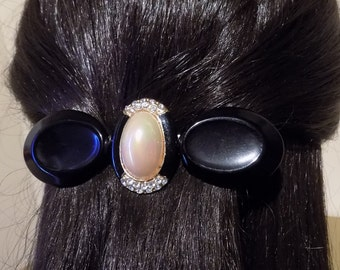 Extra Large Barrette for Thick Hair/ Womans gift/ French Barrette