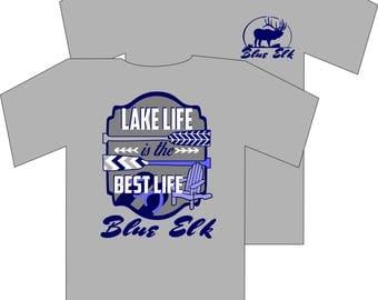 Blue Elk Signature T-shirt