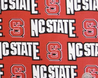 161026177 - NC State Cotton Twill Canvas