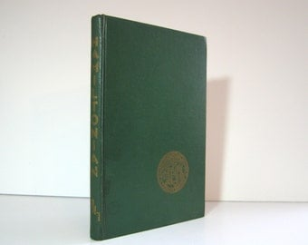 Hamilton College Yearbook 1947 Clinton, New York, The Hamiltonian World War II List of student and alumni casualties campus life during war