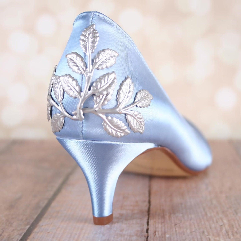 Blue Wedding Shoes Wedding Shoes Bridal Heels Bridal Shoes
