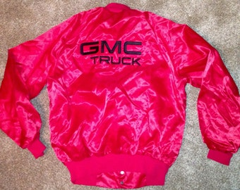 Vintage GMC button up jacket