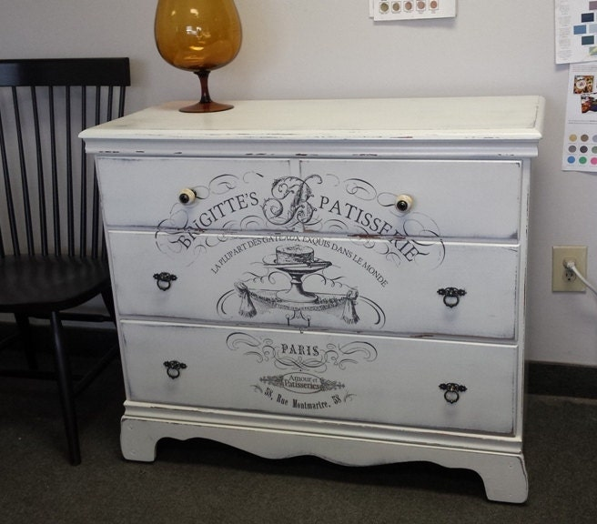 rustic farmhouse, french, dresser, chest, heavily distressed
