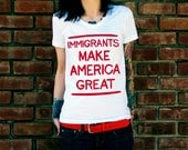 Immigrant Love Women's T-Shirt