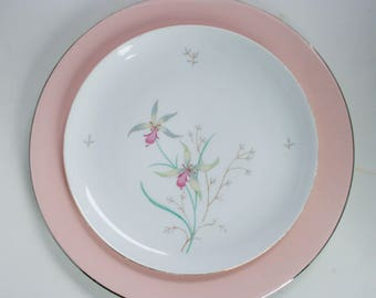 Vintage Eschenbach Salad Plates, Set of 5