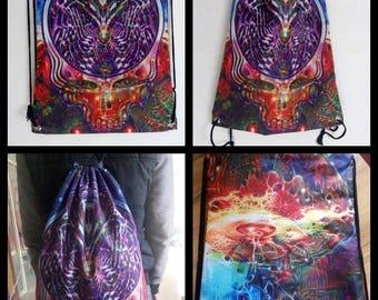 SYF Summer Tour Drawstring Backpacks!