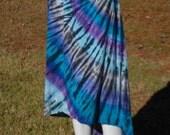 Adult Women's X-Large Light Jersey Lotus Skirt