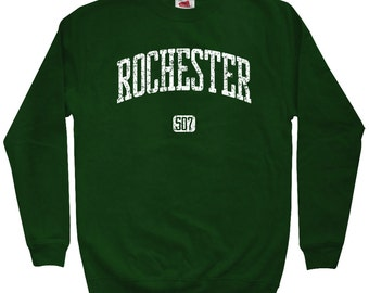 Rochester 507 Minnesota Sweatshirt - Men S M L XL 2x 3x - Crewneck, Gift For Men, Her, Rochester Sweatshirt, Airport, Minnesotan Sweatshirt