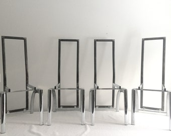 Italian Dining Chairs/Set of Four