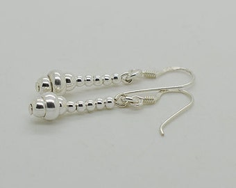 Sterling Silver Earrings S12