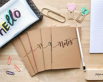 """The """"Notes"""" Notebook"""
