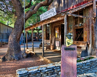 Luckenbach Storefront