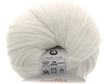 Sale 30% Off   Gemini Mesh Ribbon Cotton Yarn by KATIA #03 / 1x50g / 1.76 oz