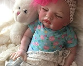 From The Sugar Kit Reborn Baby Doll Crystal 20 inch kit Completed Doll
