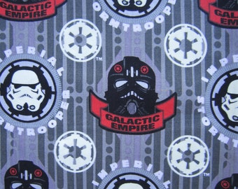 Star Wars Glow-in-the-Dark Vinyl Lined Zipper Bag