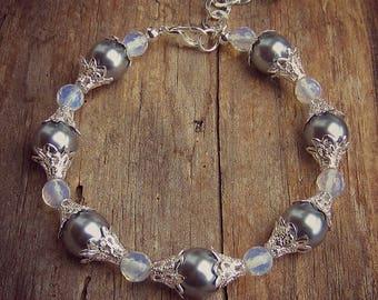 Pearl Bracelet • Mother of the Bride Bracelet • South Sea Pearls • Wedding Jewelry • Bridal Bracelet • Bridesmaid Bracelet • Bridal Gift