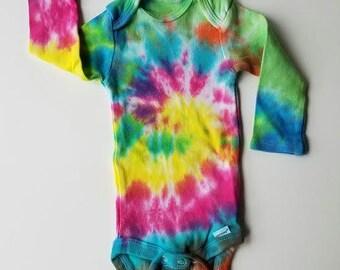 Tie Dyed Onsie ~