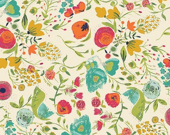 Bari J. - Budquette - Fusion Abloom - Abloom Fusion Collection - Art Gallery Fabrics (FUS-A-405) - 1 Yard