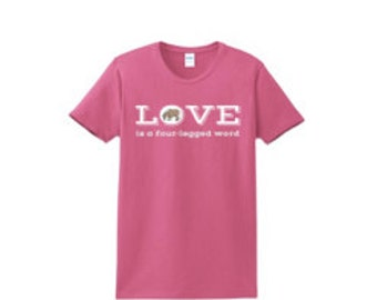 Shipping Included - Ladies Size Med. Short Sleeve Tee Shirt