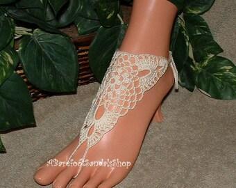 FILIGREE Toe Ring Ankle Bracelet Barefoot Sandals FILAGREE Beach Wedding Foot Jewelry Women Gift Beach Anklet Jewelry Barefoot Sandals