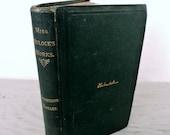 Antique English Literature - Christian's Mistake by Miss Mulock - 1871 - Romance Novel