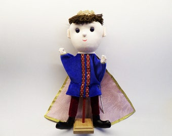 Otto, the Prince - hand puppet