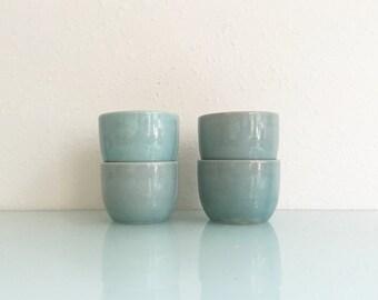 ON SALE Vintage Taylor & Ng Tea or Sake Cups