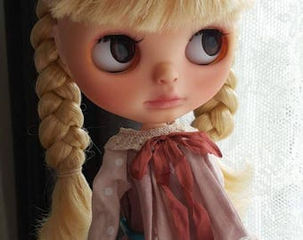 Custom OOAK Blythe Doll - Scotty Mum Base