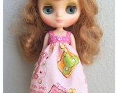 "Middie Blythe Outfit : ""Hello Bear Dress"" (Dress)"