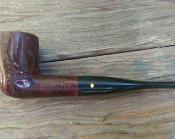 Vintage Riviera Dr. Grabow Imported Briar Smoking Pipe