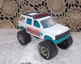 Tootsie Toy Police Ford Explorer, Toy Ford Explorer, Vintage Toy Cars, Toy Cars,Vintage toys, Toys :)s