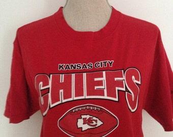 Vintage Kansas City Chiefs Tshirt