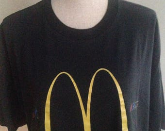Vintage McDonald's 90s Tshirt