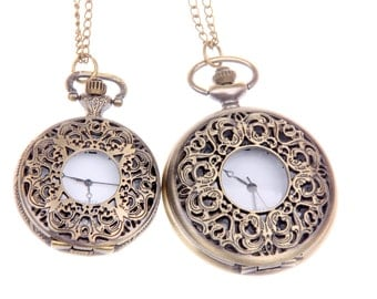Set of 2 Necklaces Pocket