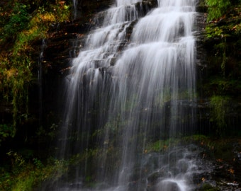 Cathedral Falls, West Virginia, fine art photography