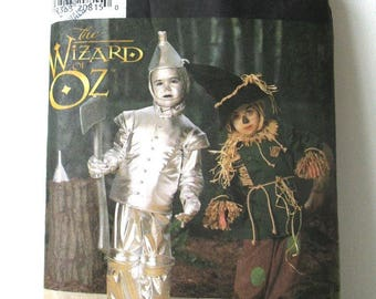 Simplicity sewing pattern costume Wizards of Oz Child ... number 7814