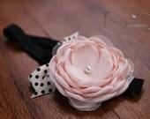 Headband of the Day - Love Always - Sweet Pink Valentine headband